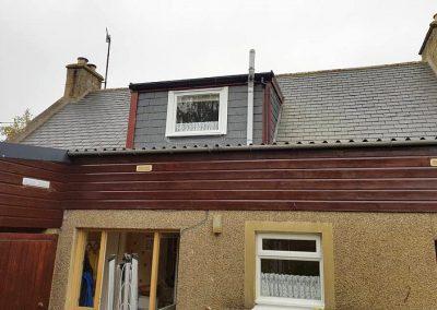 Epdm Firestone flat roofs