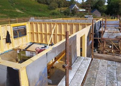 Two new builds in Lairg